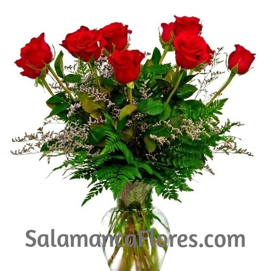 Ramo de 10 Rosas