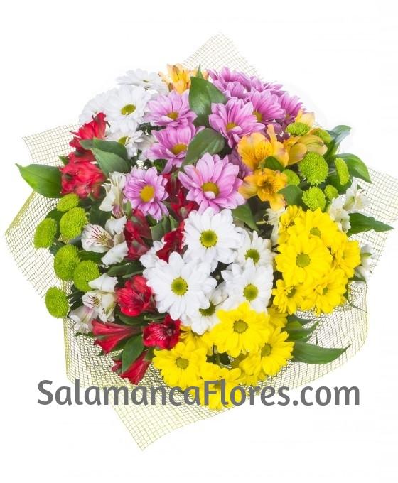 Ramo de Flores Primavera
