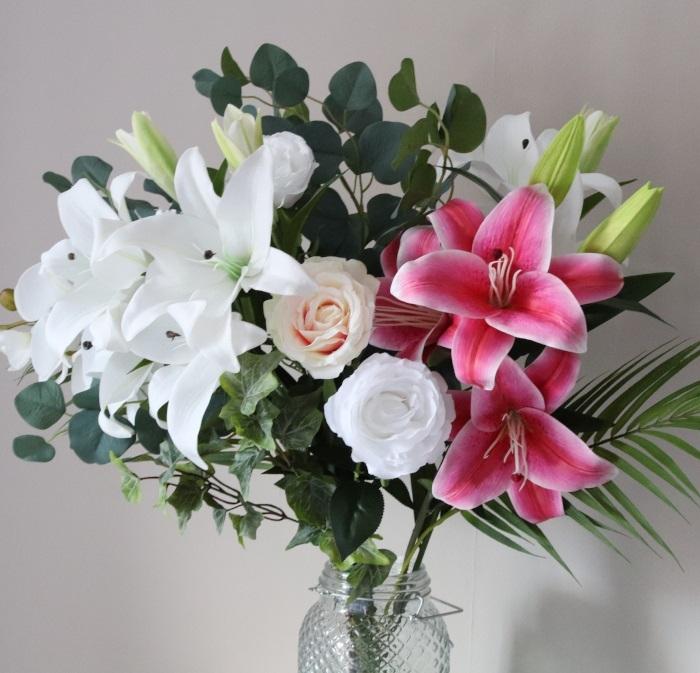 Ramos de flores para cumpleaños